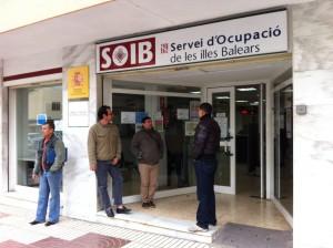 Eivissa y formentera cierran mayo con parados menos for Oficina de empleo ibiza