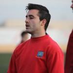 Titi, delantero del Formentera. Foto: Fútbol Pitiuso