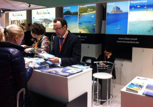 Los operadores confirman en mosc el crecimiento del for Oficina turismo formentera