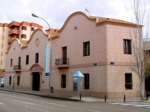En la imagen, el centro cultural de Can Ventosa.