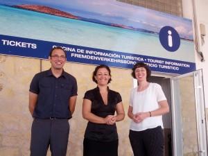 Formentera estrena oficina de informaci n tur stica en es for Oficina turismo formentera