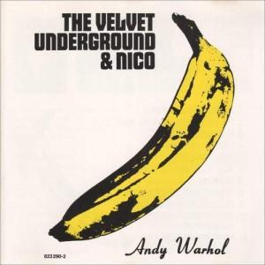El disco 'The Velvet Underground & Nico', ilustrado por Andy Warhol, se ha convertido en un álbum inmortal.
