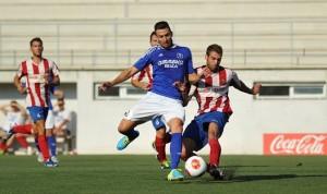 Imagen de archivo de uno de los encuentros del San Rafael jugados en Mallorca. Foto: Fútbol Balear