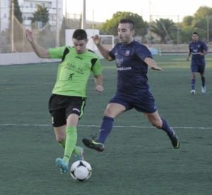 El PUig d'en Valls perdió en pretemporada contra la SD Formentera por 0-3.