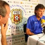 Luis Elcacho, técnico del Formentera