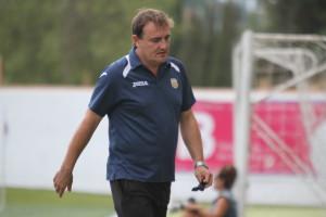 Mario Ormaechea, entrenador de la Peña. Foto: Fútbol Pitiuso