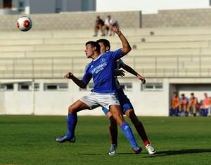 Imagen de archivo del encuentro entre el San Rafael y el Manacor. Foto: Fútbol Balear