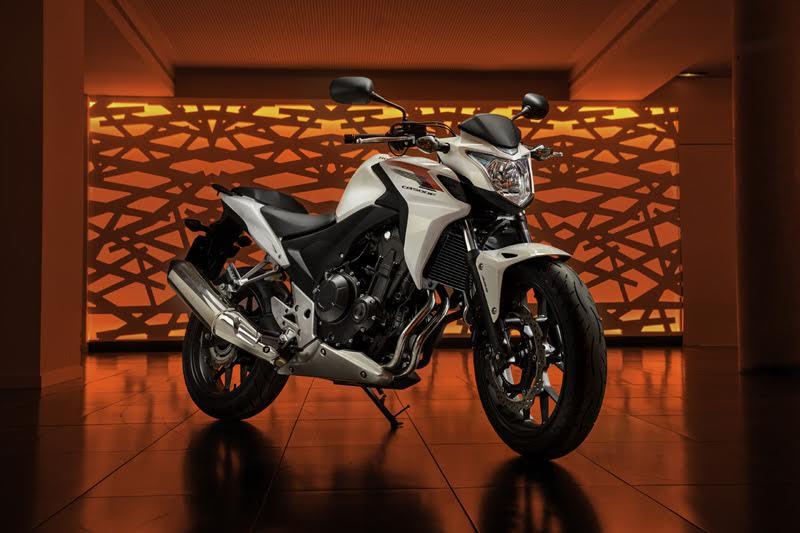 Honda CB500F. 5.049 euros / desde 166,60 euros mes (Financiación Honda Plus)