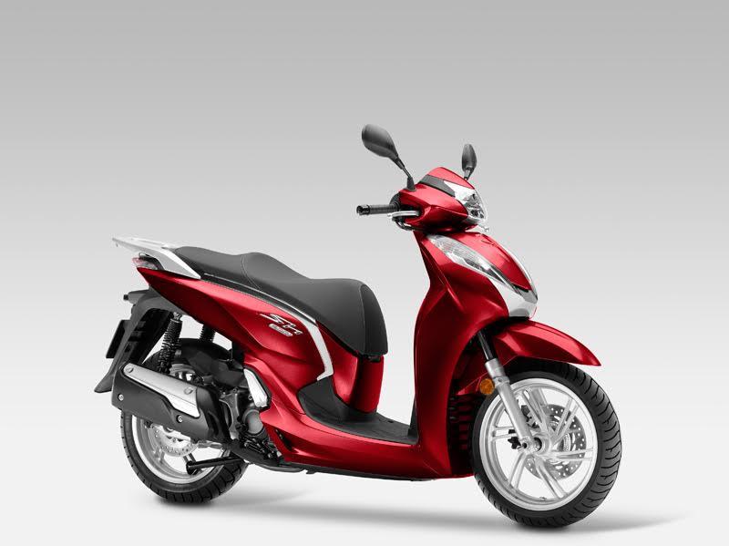 Honda Scoopy SH125i.  3.239 euros / desde 115 euros mes
