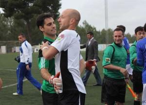 Paco Maline debutará este domingo con el San Rafael en el partido ante el Alcúdia. Foto: Fútbol Pitiuso