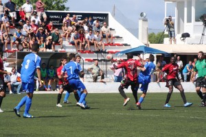 El Formentera vuelve a jugar ante su público este domingo con el Manacor como invitado