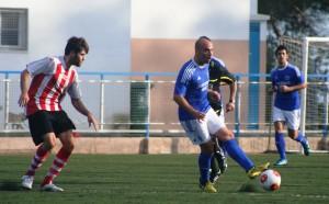 De Pablos logró el 3-3 definitivo en una falta al borde del área en el minuto 83.