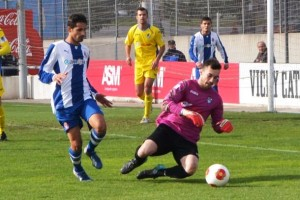 El Espanyol B ocupa el undécimo puesto en el grupo 3 dde Segunda B con 19 puntos.