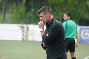 Vicente Román espera un derbi igualado este domingo ante el Formentera.