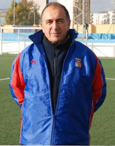 Jaume Sastre, selección de Balears de Tercera División. Foto: Fútbol Balear
