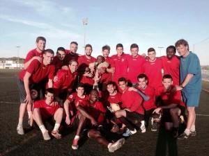 La plantilla de la SD Formentera afronta con mucha ilusión el 'play off' de ascenso.