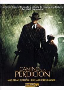 Portada de la primera edición publicada por Dolmen en España con el póster de la película.