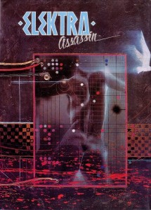 Sugerente portada de Sienkiewicz para el recopilatorio de edición limitada publicado en 1987.