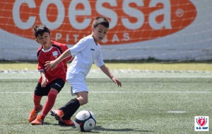 Imagen de uno de los encuentros del torneo. Foto: Peña Deportiva