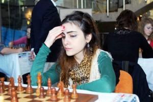 Ana Matnazde es maestro internacional y gran maestra femenina de ajedrez.