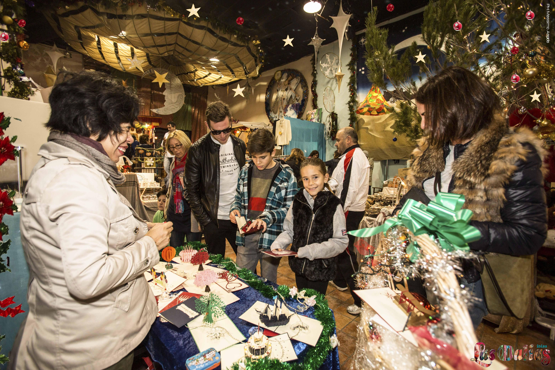 Las dalias se viste de navidad - Mercadillos de navidad ...