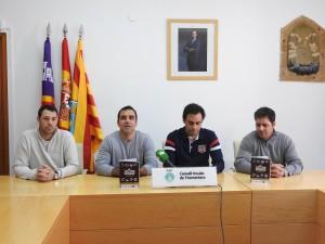 Imatge de la presentació de  la carrera FART de Formentera.