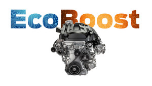 Motor Ford EcoBoost