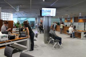 El nou espai de l oficina d atenci al ciutad del consell for Oficina atencio al ciutada