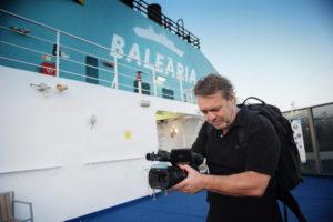 El reconocido blogger paco nadal recorre las islas for Oficinas balearia