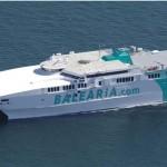 nuevo barco de baleària