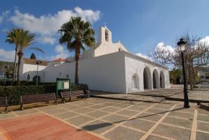 Imagen de la iglesia de Sant Carles.
