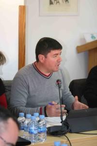Javi Serra, portaveu del GUIF, partit que no hi ha respòs a les demandes d'informació de Ràdio Illa sobre el seu finançament.