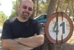 Lluís Ferrer Ferrer, enfermo de los cómics.
