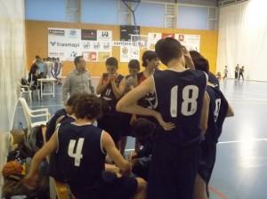 El Sa Bodega cadete masculino juega esta tarde las semifinales ante el Laietà A.