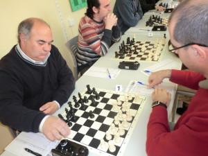 Antonio Pont, a la izquierda, nuevo campeón de Eivissa.
