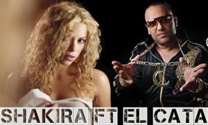 El Cata es de los pocos que ha colaborado con Shakira y no se ha pillado los dedos. Por algo es el Patrón.