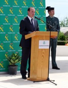 """La Guardia Civil y la Policía Local han reforzado su colaboración para convertir Formentera en """""""" durante todo el año."""