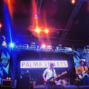 Palma Violets demostraron el porqué se les considera una de las bandas más prometedoras del Reino Unido.
