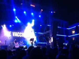 The Vaccines arrasaron en el Ibiza Rocks con temas como 'Blow it Up', 'Teenage Icon' y 'Norgaard'.