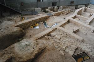 Vista general del jaciment museitzat. Fotos: D.V.