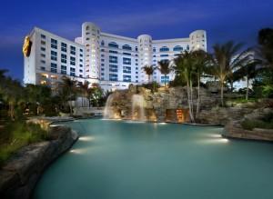 En la imagen, el Hard Rock Hotel de Hollywood, uno de los establecimientos insignia de la marca. Foto: ®Hard Rock International
