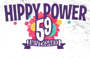La fiesta Hippy Power celebrará este año su 59 edición.