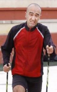 Bernabé Rodríguez estableció dos nuevos récords mundiales.