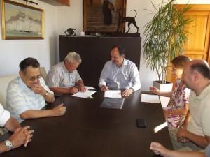 L'Agrupación Siesta organitzarà a aquest local actes de caràcter cultural i de dinamització social.