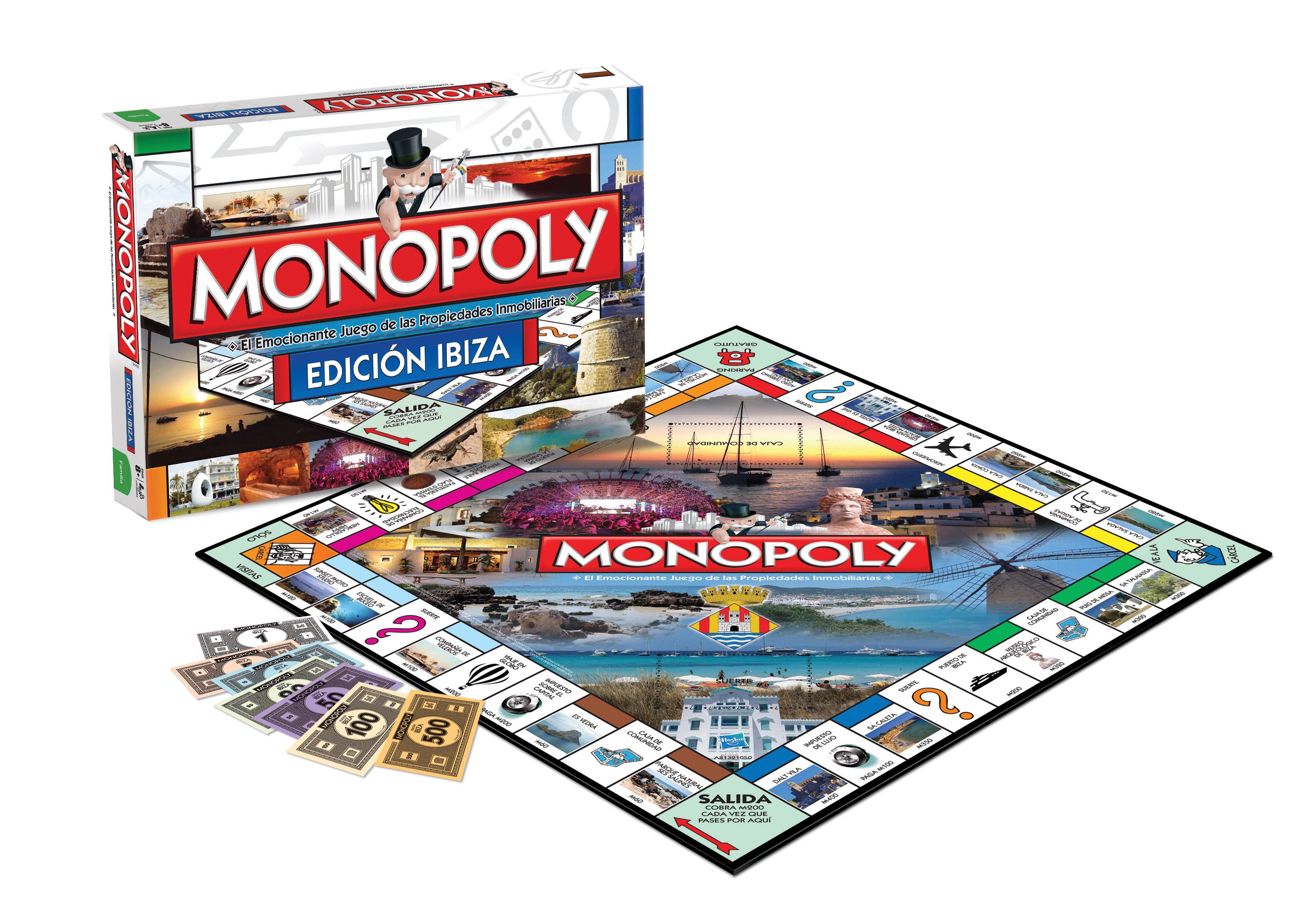Resultado de imagen de monopoly ibiza 2013