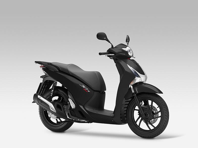 Honda Scoopy SH125i.  3239€ desde 115 euros mes (Financiación Honda Plus)