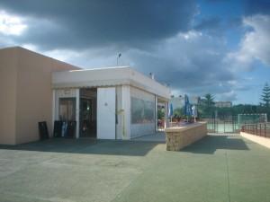 Imagen de archivo del centro social de Can Bonet.