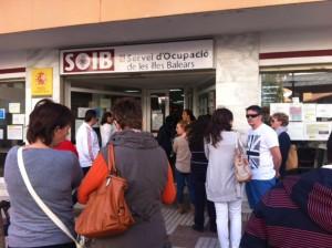 Oficina del Soib a Eivissa