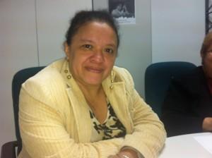 Janet Silva, residente en Ibiza a quien le han negado la nacionalidad española.