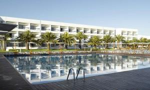 En la imagen, el Grand Palladium Palace Ibiza, uno de los establecimientos de la marca que se ubican en la isla.  Foto: palladiumhotelgroup.com